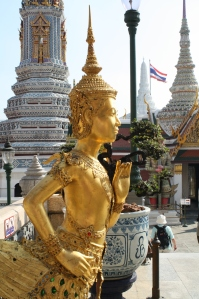 Buddha, Grand Palace, Bangkok