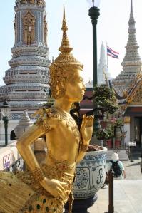 Buddha, Grand Palace, Bangkok