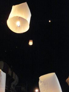 lanterns, bigger