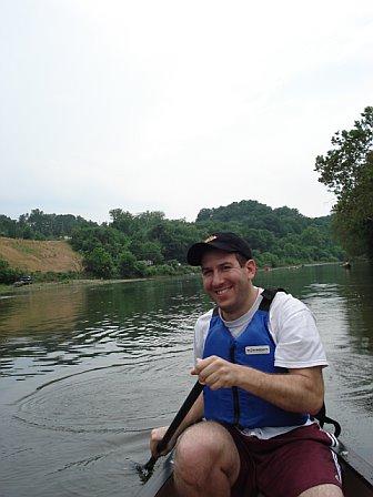 canoeing shenandoah